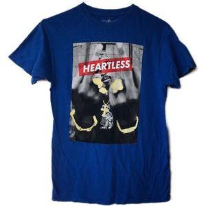 "Tupac ""Heartless"" t shirt"